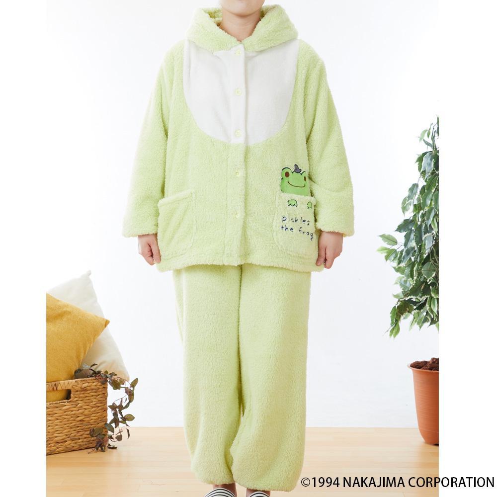 ●【送料無料】Pickles the frog ピクルス 着ぐるみ PP42102「他の商品と同梱不可/北海道、沖縄、離島別途送料」