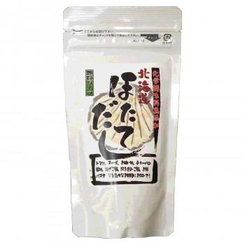 ◎●【送料無料】【代引不可】札幌食品サービス 北海道 ほたてだし 80g×25袋「他の商品と同梱不可/北海道、沖縄、離島別途送料」
