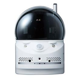 ☆ソリッドカメラ パンチルト対応100万画素IPカメラ Viewla IPC-07w IPC-07W