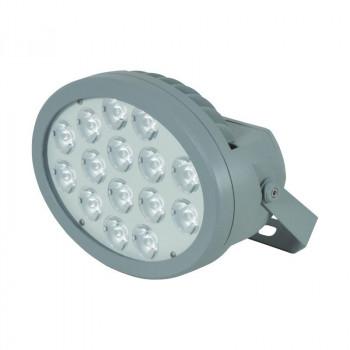 ●【送料無料】LJS-30W15P-D4-50K LEDスポット投光器 30W 14300「他の商品と同梱不可/北海道、沖縄、離島別途送料」