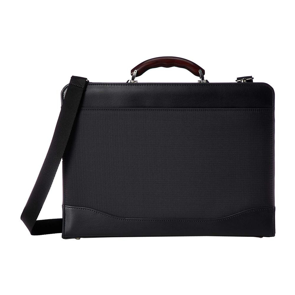 ●【送料無料】日本製 EVERWIN(エバウィン) ダレスバッグ ブラック 21574「他の商品と同梱不可/北海道、沖縄、離島別途送料」