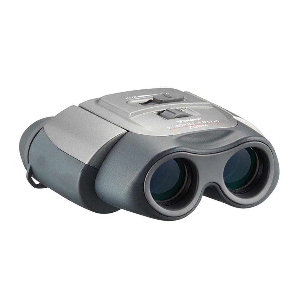 ●【送料無料】Vixen ビクセン 双眼鏡 コンパクトズーム MZ7~20×21 1305-04「他の商品と同梱不可/北海道、沖縄、離島別途送料」
