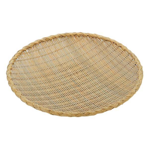 ●【送料無料】竹製タメザル 54cm 016010-004「他の商品と同梱不可/北海道、沖縄、離島別途送料」