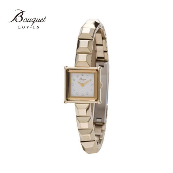 ●LOV-IN Bouquet 腕時計 LVB127G2「他の商品と同梱不可/北海道、沖縄、離島別途送料」