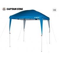 ●【送料無料】CAPTAIN STAG スーパーライトタープ180UV-S(ブルー) UA-1054「他の商品と同梱不可」