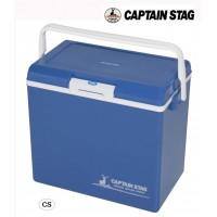 ●CAPTAIN STAG シエロ クーラーボックス30(ブルー) M-8179「他の商品と同梱不可/北海道、沖縄、離島別途送料」