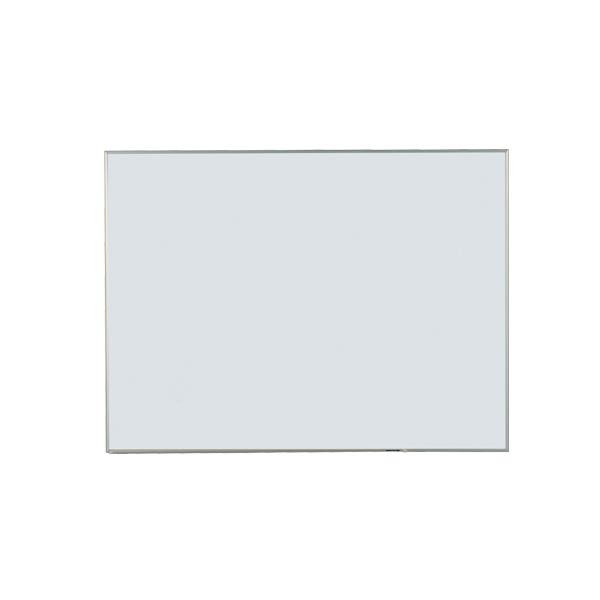 環境のことを考えた「分別設計」。地球に優しいホワイトボード。 ●【送料無料】【代引不可】馬印 Nシリーズ(エコノミータイプ)壁掛 無地ホワイトボード W1200×H900 NV34「他の商品と同梱不可/北海道、沖縄、離島別途送料」