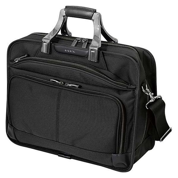 ●【送料無料】BAGGEX グランド ブリーフ1P 23-5551 ブラック「他の商品と同梱不可/北海道、沖縄、離島別途送料」