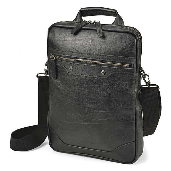 ●【送料無料】BAGGEX 曉ショルダー縦型 13-1070 ブラック「他の商品と同梱不可/北海道、沖縄、離島別途送料」