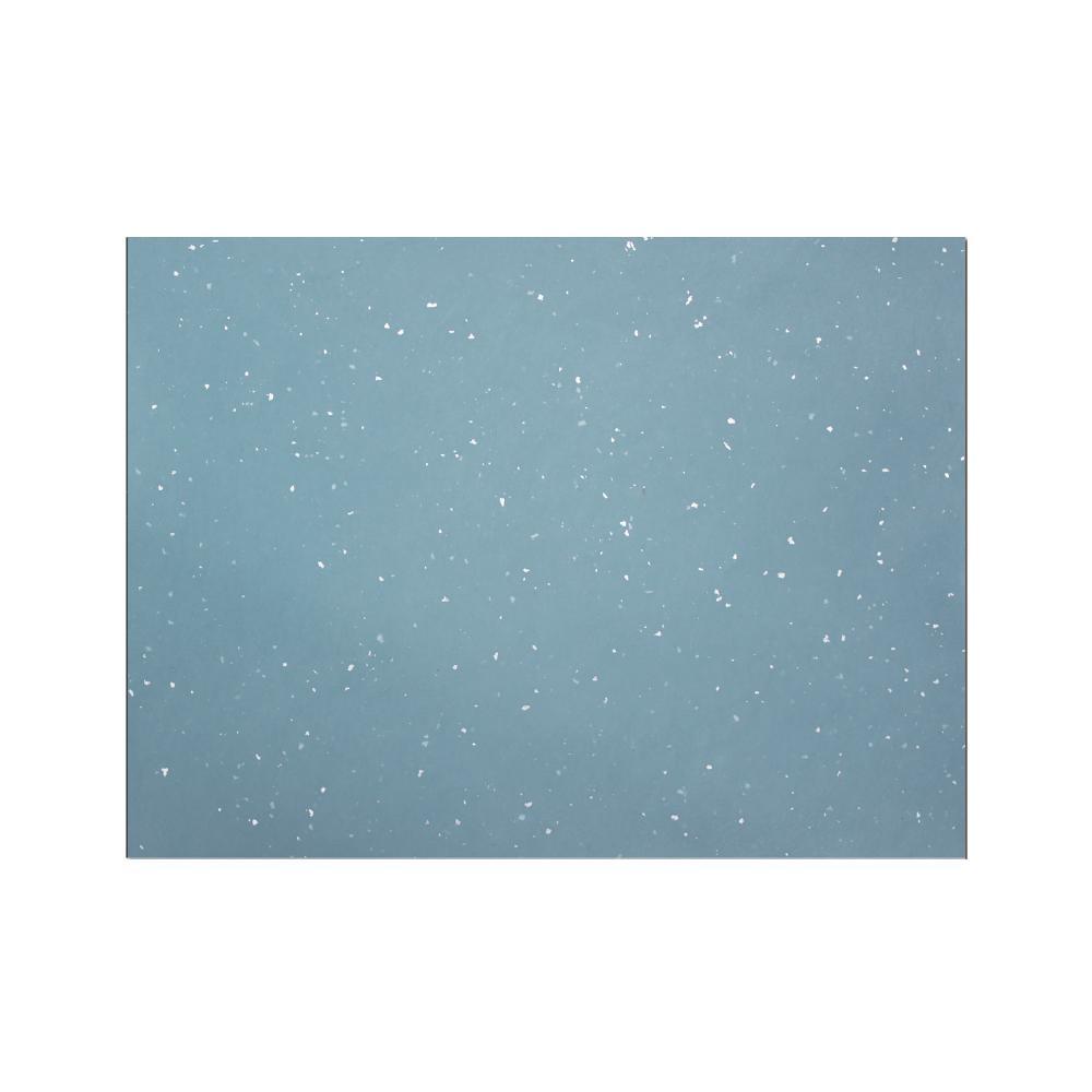 ●【送料無料】臨書用紙 清書用 藍紙万葉集 20枚 AI28「他の商品と同梱不可/北海道、沖縄、離島別途送料」