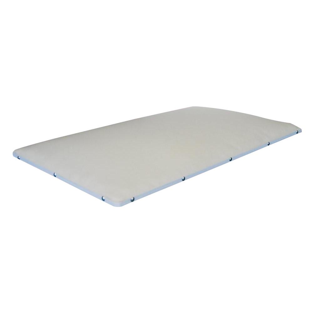 ●【送料無料】日本製 桐粉アイロン台 板万 大サイズ 40 15236「他の商品と同梱不可」