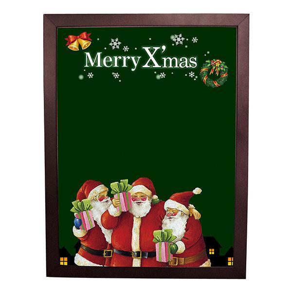 ●【送料無料】Pマジカルボード メリークリスマス 緑 Mサイズ 24258「他の商品と同梱不可/北海道、沖縄、離島別途送料」