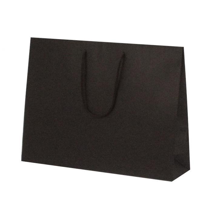 ●【送料無料】T-Y カラークラフト 紙袋 430×110×320mm 100枚 ブラウン 1054「他の商品と同梱不可/北海道、沖縄、離島別途送料」