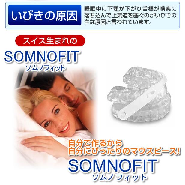 ●【送料無料】ソムノフィット「他の商品と同梱不可/北海道、沖縄、離島別途送料」