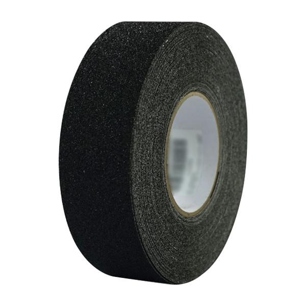 ●【送料無料】滑り止めテープ 黒 50mmx18m 14201「他の商品と同梱不可/北海道、沖縄、離島別途送料」