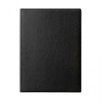 ●【送料無料】レイメイ藤井 ツァイトベクター 革製レポートパッド A4 ブラック ZVP205B「他の商品と同梱不可/北海道、沖縄、離島別途送料」