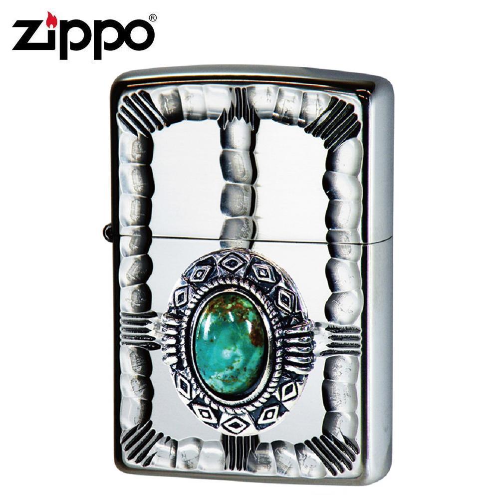 ●【送料無料】ZIPPO(ジッポー) オイルライター NM2-TQ「他の商品と同梱不可」