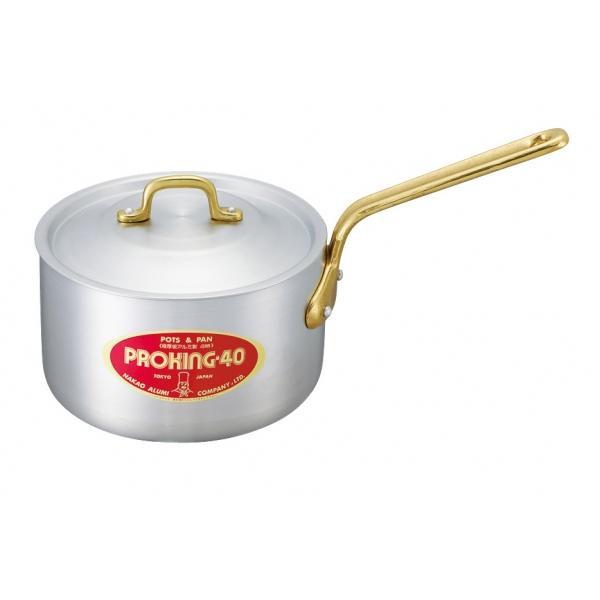●【送料無料】PK-4 プロキング片手鍋 18cm 5091712「他の商品と同梱不可/北海道、沖縄、離島別途送料」