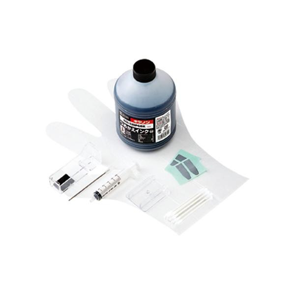●【送料無料】サンワサプライ 詰め替えインク 顔料ブラック 500mL INK-C320B500「他の商品と同梱不可/北海道、沖縄、離島別途送料」