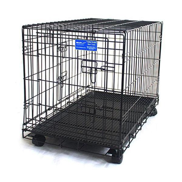 ●【送料無料】SIMPLY+ SUPREME PET CAGE ペットケージ シンプリーメゾン Mサイズ DMM30「他の商品と同梱不可/北海道、沖縄、離島別途送料」
