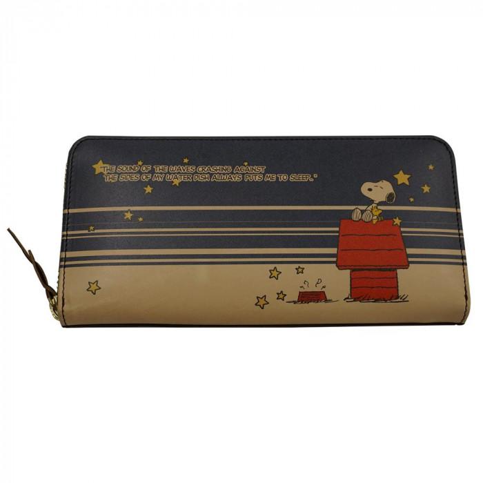 ●【送料無料】ピーナッツ スヌーピー 73091 財布 R束入れ 「他の商品と同梱不可/北海道、沖縄、離島別途送料」