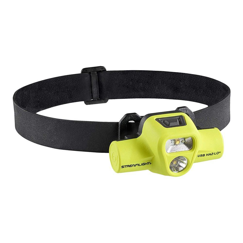 ●【送料無料】ストリームライト USB HAZ-LO LEDヘッドランプ WSL61460「他の商品と同梱不可/北海道、沖縄、離島別途送料」