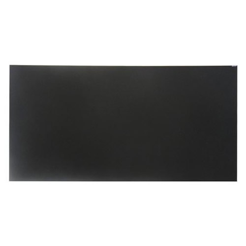 ●【送料無料】【代引不可】馬印 木製黒板(壁掛) ブラック W1800×H900 W36KN「他の商品と同梱不可/北海道、沖縄、離島別途送料」