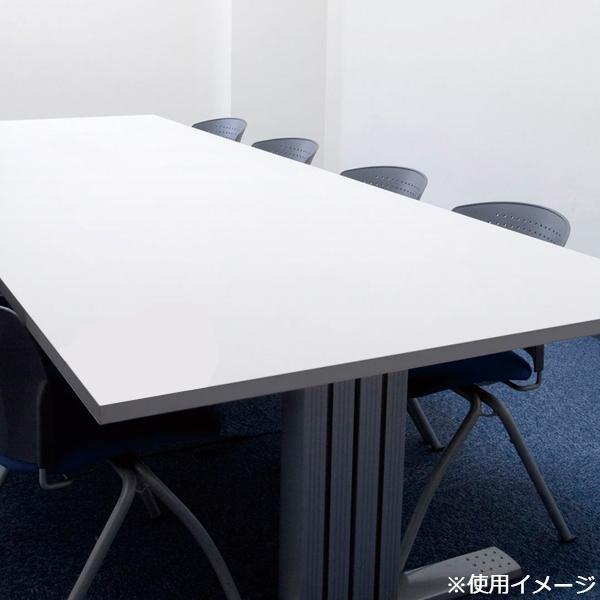 ●【送料無料】貼ってはがせるテーブルデコレーション 90×2000cm W(ホワイト) KTC-白無地「他の商品と同梱不可/北海道、沖縄、離島別途送料」