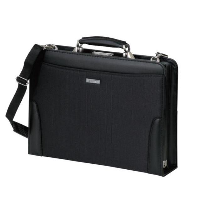●【送料無料】BAGGEX 鋼 ダレスバッグ 24-0276 ブラック「他の商品と同梱不可/北海道、沖縄、離島別途送料」