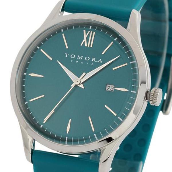 ●【送料無料】TOMORA TOKYO(トモラ トウキョウ) 腕時計 T-1605-SPB「他の商品と同梱不可/北海道、沖縄、離島別途送料」