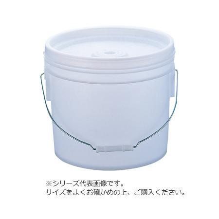 ●【送料無料】トスロン丸型 密閉容器 20L 032131-003「他の商品と同梱不可/北海道、沖縄、離島別途送料」