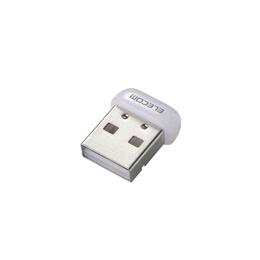 沖縄 離島別途送料 メーカー欠品完売時はご容赦下さい 迅速な対応で商品をお届け致します ☆エレコム USB無線超小型LANアダプタ 150Mbps WDC-150SU2MWH 新作販売