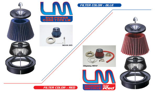 BLITZ ブリッツ BLITZ RF3,RF4 コアタイプエアクリーナー SUS POWER LM-RED code59117 LM-RED ホンダ ステップワゴン 01/04-03/06 RF3,RF4 K20A, ゆにでのこづち:e30d6b65 --- sunward.msk.ru