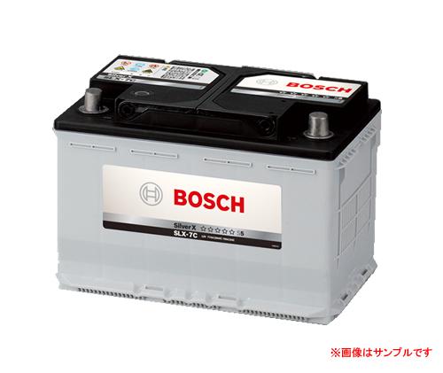 BOSCH ボッシュ 欧州車用 シルバーX バッテリー SLX-8C 【NF店】