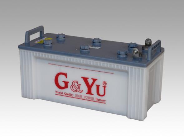 <代引不可/個人宅配送不可>G&YU ジーアンドユー バッテリー 電動車両・EV EB160G L型端子LER
