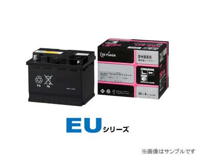 GS YUASA ジーエスユアサ バッテリー 欧州車専用バッテリー EU-600-080 【NF店】