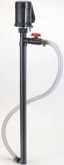 工進 コーシン 化学溶剤用ドラムポンプ フィルポンプ(低粘度流体用) エアモーター AC100V [FC-103A]<代引不可>