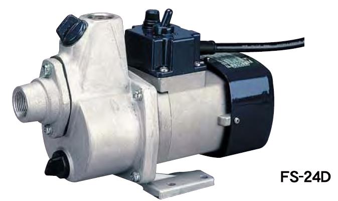 工進 コーシン 低粘度用電動ハンディオイルポンプ 【FSポンプ】 口径20mm/DC24V [FS-24D]<代引不可>