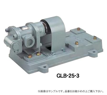 工進 コーシン 高性能ギヤーポンプ GLシリーズ 中粘度オイル 三相750W用(モーター別売) 口径20mm [GLB-20-5]