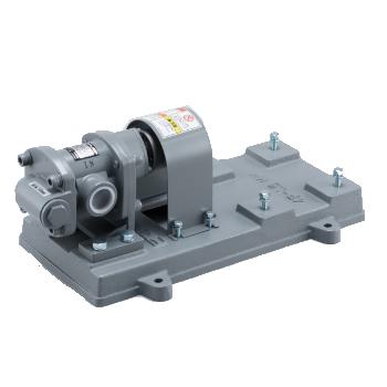 工進 コーシン 高性能ギヤーポンプ GLシリーズ 中粘度オイル 三相1.5KW用(モーター別売) 口径25mm [GLB-25-5]<代引不可>