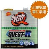 QuakerState クエーカーステート クエスト-R 10W30 3L 6缶