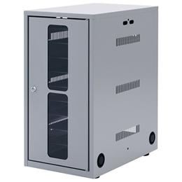 ☆サンワサプライ ラック タブレット・スレートPC収納保管庫 CAI-CAB7