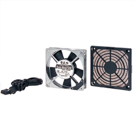 ☆サンワサプライ ラック 放熱ファン低速(静音)タイプ CP-SFANS