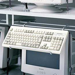 ☆サンワサプライ ラック キーボード受け RAC-KB50