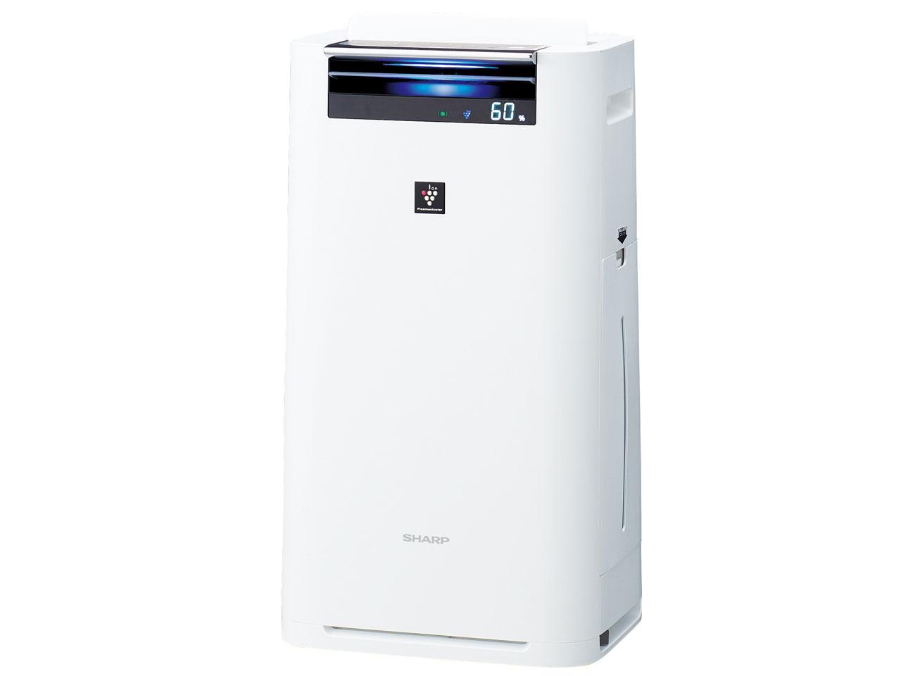 [送料無料]シャープ 加湿空気清浄機 KI-GS50-W プラズマクラスター25000 (沖縄・離島・一部地域は別途送料)