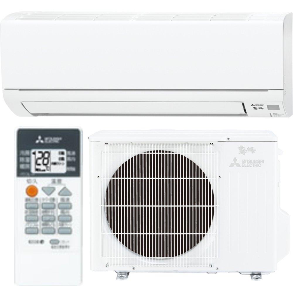 [送料無料]三菱電機 MSZ-GV2218-W ピュアホワイト 6畳 (沖縄・離島・一部地域は別途送料)