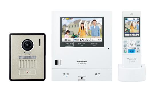 [送料無料]パナソニック VL-SWD505KF-Wワイヤレスモニター付 テレビドアホン 電源コード式(数量限定) (沖縄・離島・一部地域は別途送料)