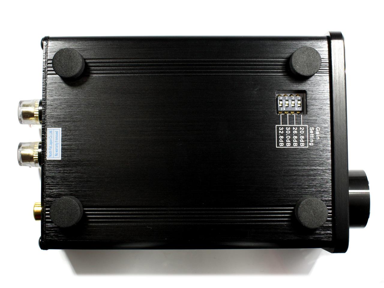 FX-AUDIO- FX-50 第2ロット[ブラック] TDA7492EデジタルアンプIC搭載 50WX2ch パワーアンプ
