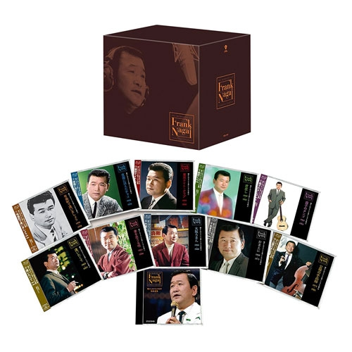 懐かしのフランク永井 シングル全集 CD10枚+DVD1枚セット
