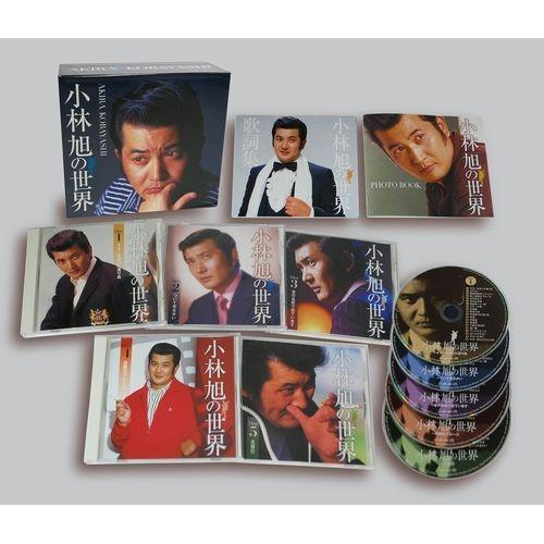 小林旭の世界 CD-BOX 全5枚セット CD